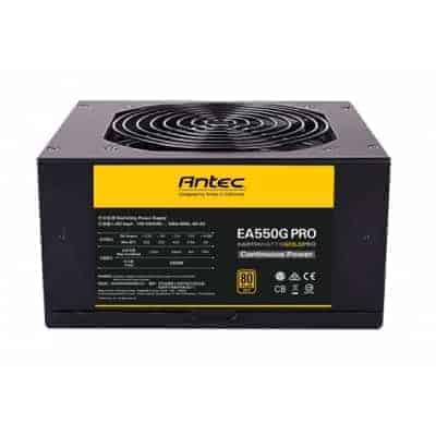 Antec Earthwatts Gold Pro 550W Power Supply (EA550G Pro)