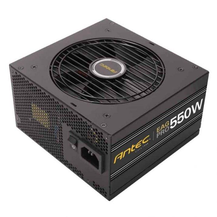 Antec Earthwatts Gold Pro 550W Power Supply (EA550G Pro)