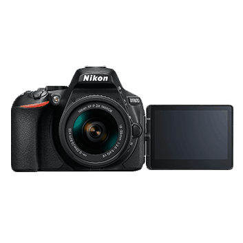 Nikon D5600 DSLR Camera Body+18-55mm Lens