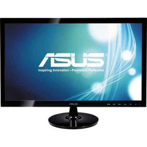 "ASUS VS247HV 23.6"" LED Computer Display"