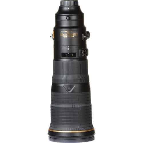 Nikon Lens AF-S NIKKOR 500MM F/4E FL ED VR