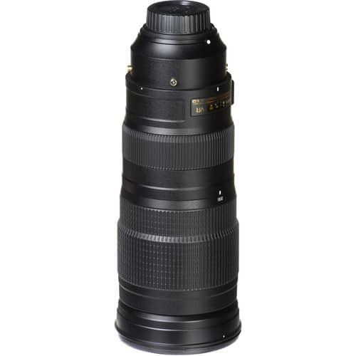 Nikon Lens AF-S NIKKOR 200-500MM F/5.6E ED VR