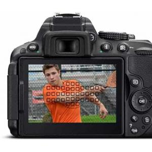 Nikon D5300 DSLR Camera With 16GB (Class 10) SD CARD + Vanguard ZIIN 39 Bagpack