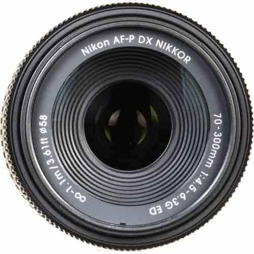 Nikon Lens AF-P DX NIKKOR 70-300MM F/4.5-6.3G ED