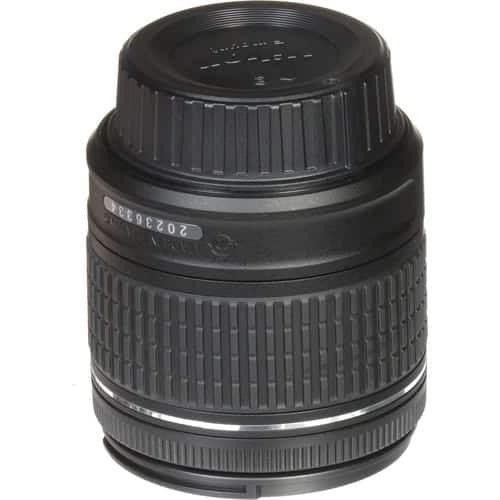 Nikon Lens AF-P DX NIKKOR 18-55MM F/3.5-5.6G VR