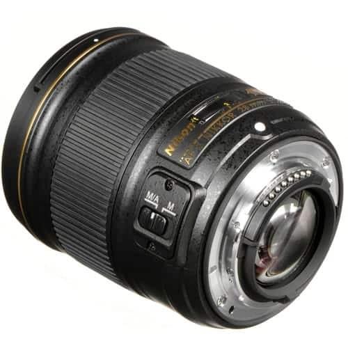 Nikon Lens AF-S NIKKOR 28MM F/1.4E ED (Wide Lens)