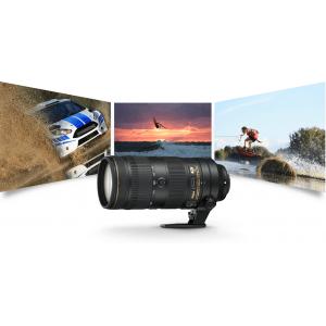 Nikon Lens 70-200MM AF-S NIKKOR F/2.8E FL ED VR