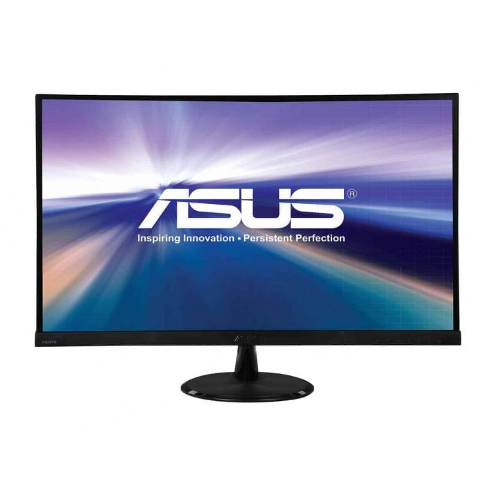 "ASUS VC279H Eye Care Monitor - 27"" Full HD, IPS, Ultra-slim, Frameless, Flicker Free, Blue Light Filter"