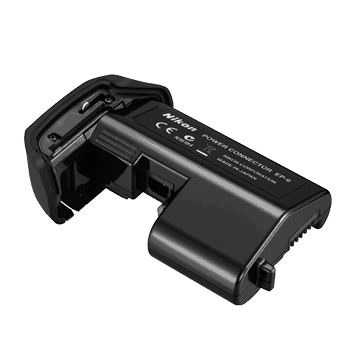 Power Supply connector EP-6