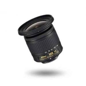 Nikon Lens (10-20MM) AF-P DX NIKKOR F/4.5-5.6G VR