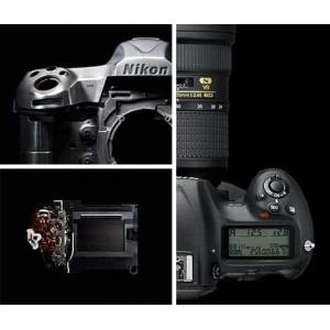 Nikon D5 DSLR Camera Dual XQD Slots (Body Only)