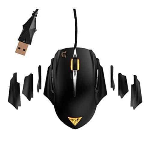Gamdias EREBOS Extension Laser Gaming Mouse (GMS7510)