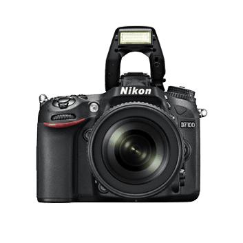 Nikon D7100 DSLR Camera Includes 16GB (Class 10) SD CARD + Carry Case