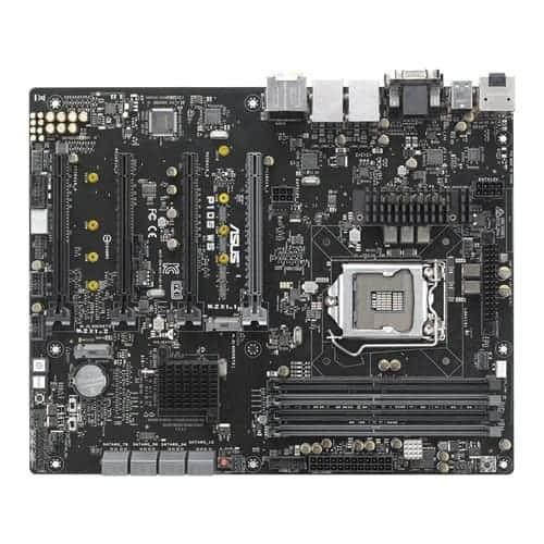 ASUS P10S WS Server Motherboard for DIY Workstation Build