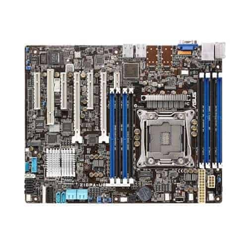 Asus Z10PA-U8 ATX Size Server Board with Fruitful Expansion Capability