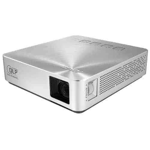 ASUS S1 Portable LED Projector (AS S1 SILVER/WVGA/200/AP)