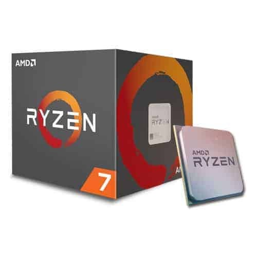 AMD RYZEN 7 SERIES OCTA CORE PROCESSOR 1700