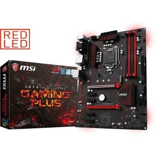 MSI Z270 Gaming Plus LGA1151 ATX Motherboard