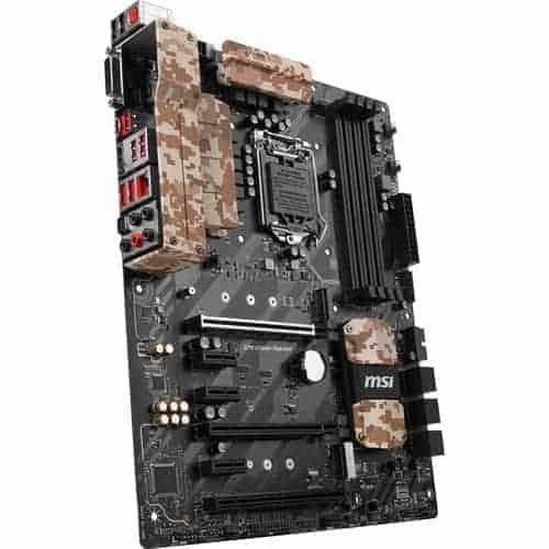 MSI Z270 CAMO Squad LGA 1151 ATX Motherboard
