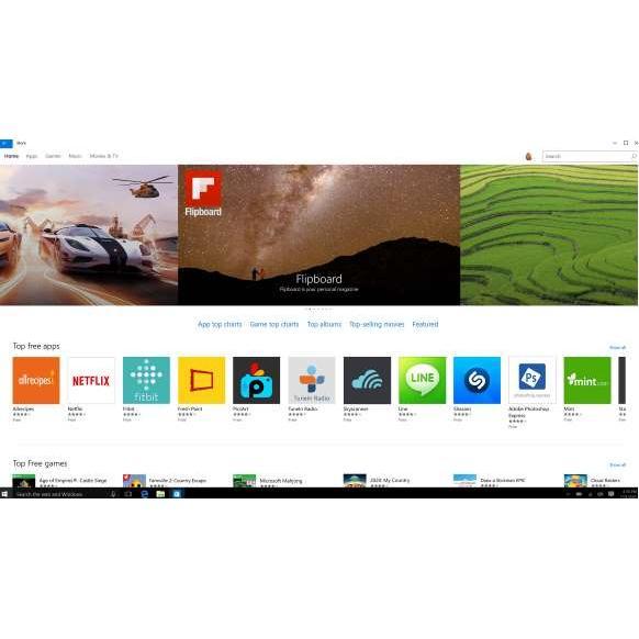 Microsoft Windows 10 Pro 32 bit | 64 bit - Retail Pack