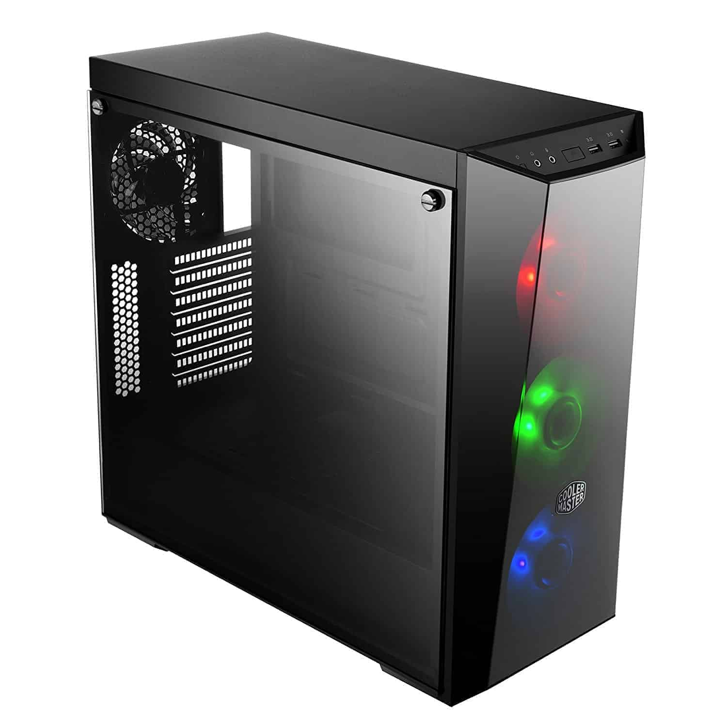 Buy Cooler Master Masterbox Lite 5 Rgb Mid Tower Case With