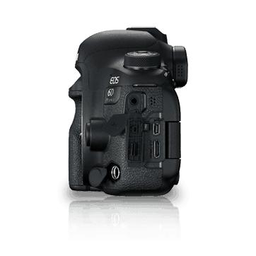 Canon EOS 6D Mark II 26.2MP Digital SLR Camera Body With Lenses (24-105mm) (24-70mm)