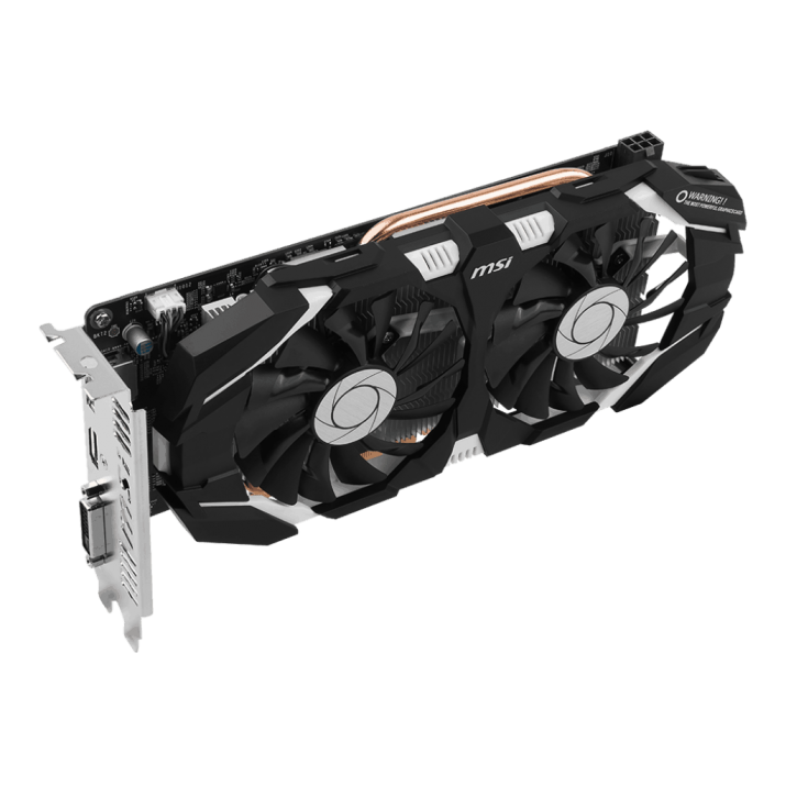 MSI Geforce GTX 1060 3GB GDDR5 DirectX 12 VR Ready Graphics Card (GeForce GTX 1060 3GT OC)