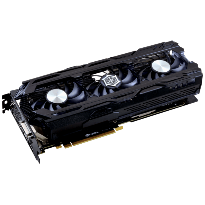 ICHILL GEFORCE GTX 1080 TI X3, Gaming Graphics Card, nVidia, Msi, Triple FAN, GDDR5X