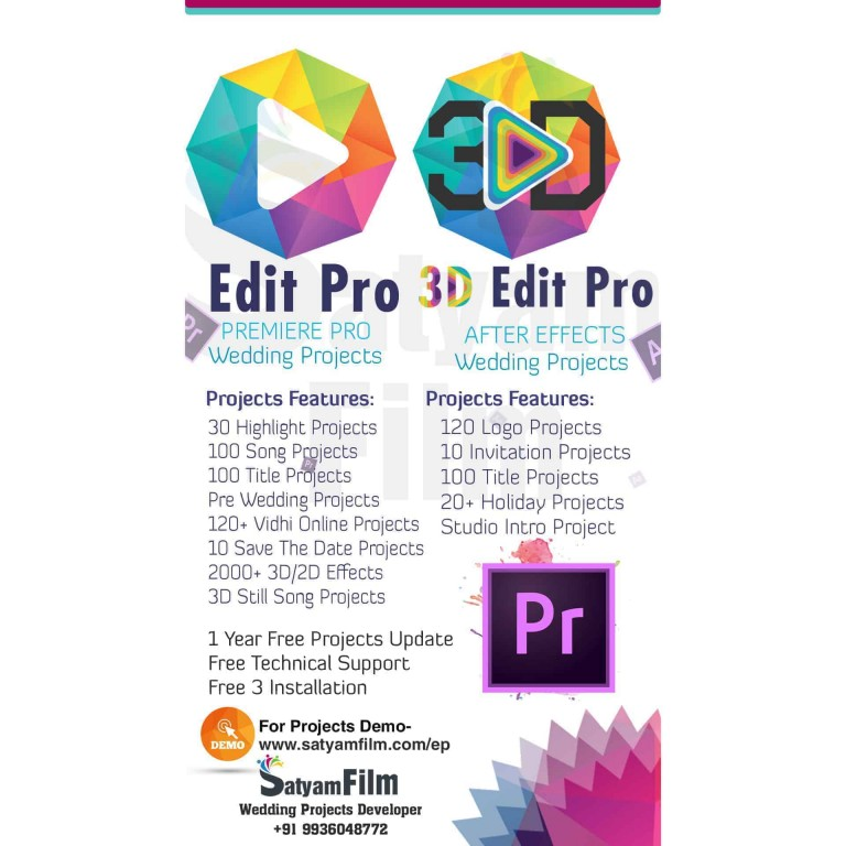 Make visually stunning videos virtually anywhere with Adobe Premiere Pro CC. Create professional productions for film, TV and web., Adobe Premiere Pro is a timeline-based video editing app developed by Adobe Systems and published as part of the Adobe Creative Cloud licensing program., Adobe Premiere Pro, free and safe download. Adobe Premiere Pro latest version: Real-time editing for professional video production. Adobe is acclaimed, Import selected sequences from Premiere Pro projects. Select File > Import, and browse to the project file containing the desired sequence or sequences, and select them. Click Open. In the Import Project dialog box, choose whether to import the entire project or selected sequences, and click OK., Free Adobe Premiere Pro Projects. The Best Adobe Premiere Pro Quick Tips; 15 videos; 31,398 views; Last updated on Jul 1, 2014. Play all. Share. Loading., ADOBE PREMIERE PRO HD WEDDING TITLE PROJECTS 4K ADOVE PREMIERE TITLE , We presents exclusively designed and Animated automatic online wedding projects for Edius Pro, Premiere Pro and FCP X. These projects are designed for, your next wedding video's production value to another level using the Wedding Titles Premiere Pro project. Premiere CC 2018, Edit Pro : Premiere Pro & After Effects Wedding Projects, Wedding, Dongle, Projects, EDIUS, SAtyam Film., Edit Pro, Adobe, templates, wedding template, effects, 3d effects, wedding effects, premiere pro effects, premiere templates, premiere cc templates, premiere pro cc 2019 fx, premiere pro ready made effects, premiere pro presets, premiere pro effects presets