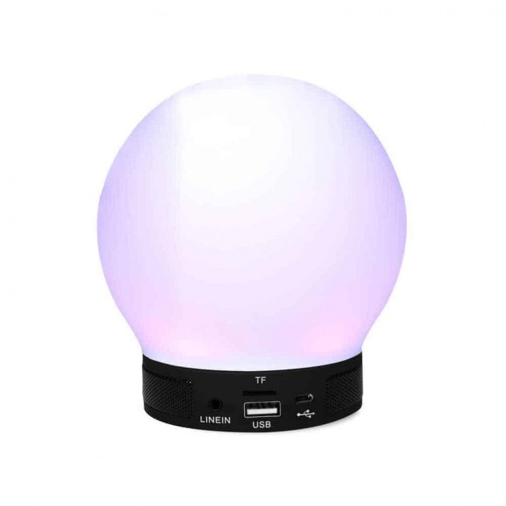ZOOOK SMART MULTI-COLOR LAMP BLUETOOTH SPEAKER ZB-EUREKA, kARTMY