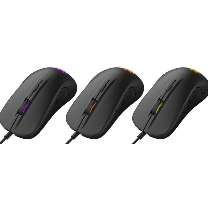 SteelSeries Rival 300 Gaming Mouse, Kartmy