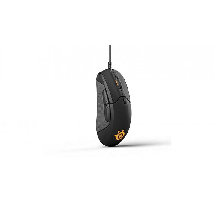 SteelSeries Rival 310 Ergonomic Gaming Mouse - Black, Kartmy