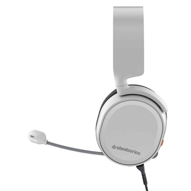 SteelSeries Arctis 3 Gaming Headset White