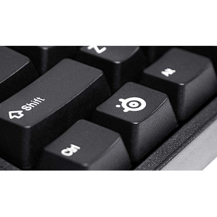STEELSERIES 6GV2 (US) MECHANICAL KEYBOARD, Kartmy
