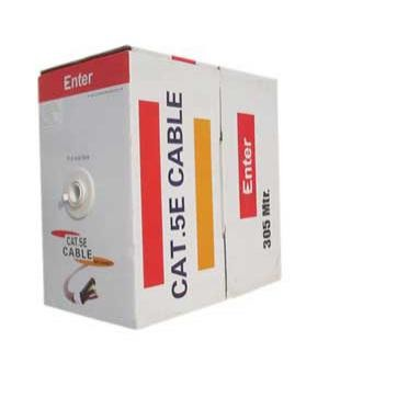 In general, the wires in Cat5e cables are twisted far more tightly than those in the Cat5 cable. This is what allows Cat5e cables to be more resistant to crosstalk, Online shopping for Ethernet Cables from a great selection at Computers & Accessories Store, Spools of Cat5e network cable and installation kits in length up to 1000ft, with an In-Wall, CM rated or CMR rated, or Plenum, CMP rated, jacket, in a variety of