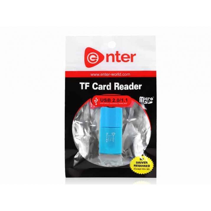 TF Card Reader E-TF26 , Buy Enter (Pack Of 5) E-TF28 High Speed Mini Usb 2.0 Micro SD TF Memory Card Reader Adapter online at low price in India on Amazon.in. Check out Enter (Pack Of 5) E-TF28 High Speed Mini Usb 2.0 Micro SD TF Memory Card Reader Adapter reviews, ratings, features, specifications and browse more Enter products, Buy Enter E-TF23 TF Card Reader - White online at best price in India. Shop online for Enter E-TF23 TF Card Reader - White only on Snapdeal. Get Free Shipping & CoD options across India., satyamfilm.com kartmy.com