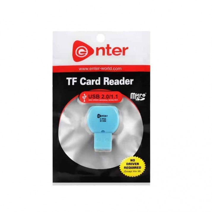 TF Card Reader E-TF29 , Buy Enter (Pack Of 5) E-TF28 High Speed Mini Usb 2.0 Micro SD TF Memory Card Reader Adapter online at low price in India on Amazon.in. Check out Enter (Pack Of 5) E-TF28 High Speed Mini Usb 2.0 Micro SD TF Memory Card Reader Adapter reviews, ratings, features, specifications and browse more Enter products, Buy Enter E-TF23 TF Card Reader - White online at best price in India. Shop online for Enter E-TF23 TF Card Reader - White only on Snapdeal. Get Free Shipping & CoD options across India., satyamfilm.com kartmy.com