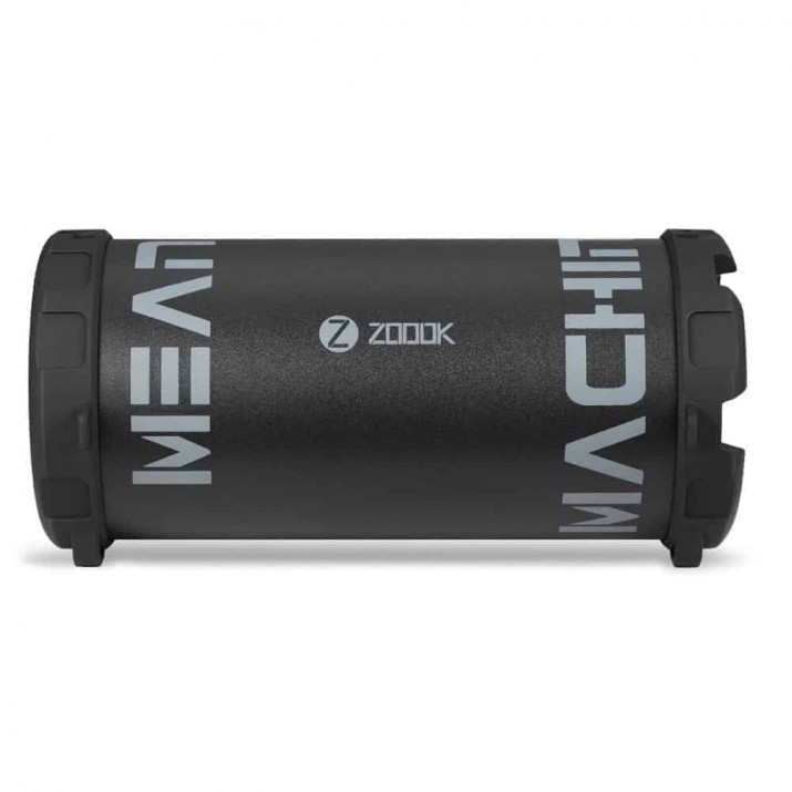 Zoook ZB-ROCKER M² - MEAN MACHINE 5 IN 1 BLUETOOTH SPEAKER ZB-ROCKER M², Kartmy