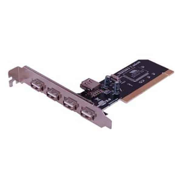 Enter PCI USB Host Card 4 Port