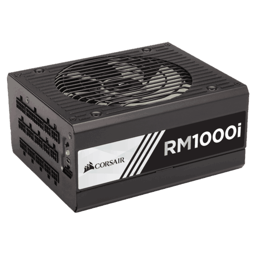 RMi Series™ RM1000i — 1000 Watt 80 PLUS® Gold Certified Fully Modular PSU Check out Corsair RMi SeriesTM RM1000i - 1000 Watt 80 PLUS® Gold Certified Fully Modular PSU with Corsair Link Digital reviews, ratings, features, ..., CORSAIR SMPS RM1000I – 1000 WATT 80 PLUS GOLD CERTIFICATION FULLY MODULAR PSU. ₹15,650.00. Email me when this product back in stock, CORSAIR SMPS. RMi Series RM1000i — 1000 Watt 80 PLUS Gold Certified Fully Modular PSU. 100.00. Product Is Not Available For COD, CORSAIR RMi Series™ power supplies give you extremely tight voltage control, virtually silent operation, and a fully modular cable set, CORSAIR RM Series™ are fully modular, optimized for silence, and deliver gold-rated efficiency. Flat black modular cables help ensure fast and neat builds.