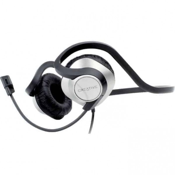 Creative HS-420 Wired Headset with Mic, Kartmy