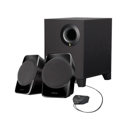 Creative SBS Computer Multimedia Speaker A120, Kartmy