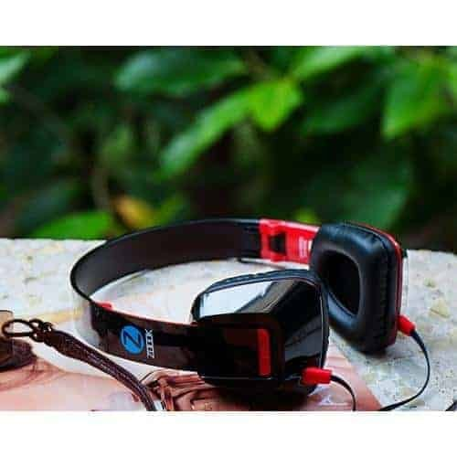 Zoook HEADPHONE WITH MIC ZM-H605, Kartmy