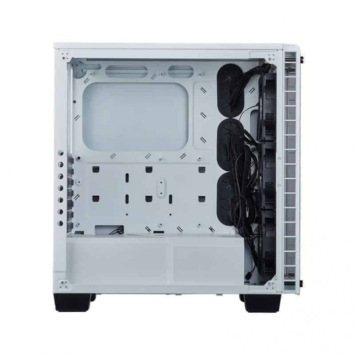 Beautifully simple and engineered to perform: the Crystal 460X with beautiful two-panel tempered glass, Direct Airflow cooling technology, and SP120 RGB LED ... NOW AVAILABLE IN BLACK OR WHITE ... Building on 460X's beautiful tempered glass panels, 460X RGB adds a ... Crystal's beautiful tempered glass front and side panels allow you to put your high-powered RGB components on display. the Crystal 460X with beautiful two-panel tempered glass, Direct Airflow ... CORSAIR 460X White RGB Mid Tower Cabinet (Atx) - Tempered Glass Side Panel. Buy Corsair CORSAIR Crystal 460X RGB White CC-9011129-WW White Steel / Tempered Glass ATX Mid Tower Computer Case with fast shipping and, Corsair Crystal Series 460X Tempered Glass, Compact ATX: Computers ... Tempered Glass White ... Corsair Crystal Series 570X RGB - Tempered Glass, Premium ATX ..... See and discover other items: a computer, 360 2016, gaming cabinet, cage installation, rgb ram, Best Rated in Computer Cases