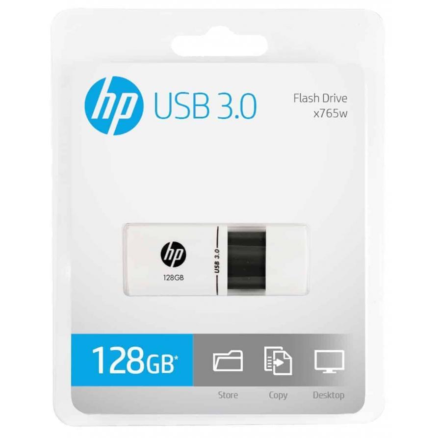 HP x765w 128GB USB 3.0 Pen Drive, Kartmy