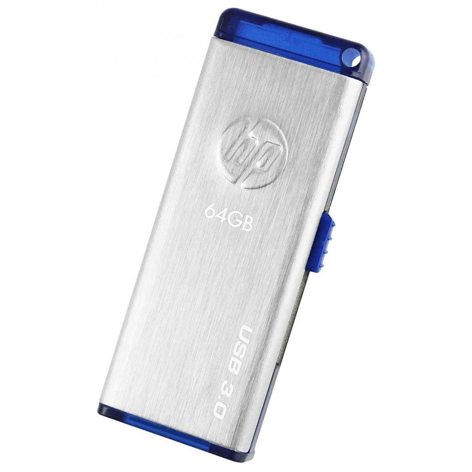 HP x730w 64 GB USB 3.0 Pendrive, Kartmy