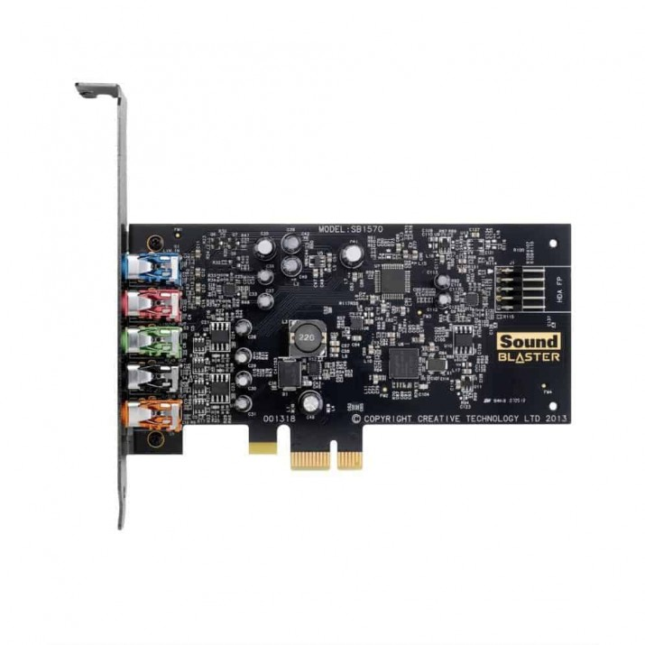 Sound Blaster Audigy Fx is the perfect upgrade from basic motherboard audio to legendary Sound Blaster audio. Powered by SBX Pro Studio technology , Creative SoundBlaster Audigy FX online at low price in India. Check out Creative SoundBlaster Audigy FX features, specifications , satyamfilm.com, kartmy.com, kartw.com, kartnp.com video editing card , video mixing card