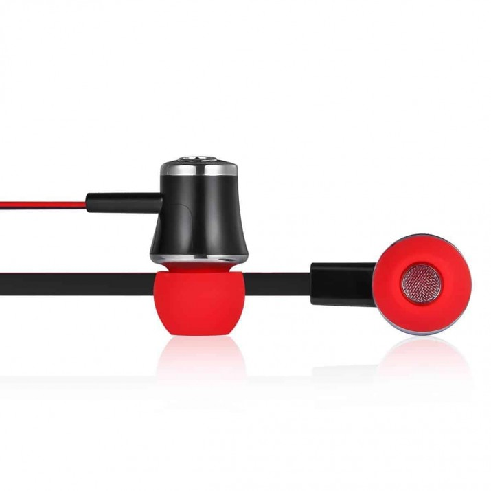 ZOOOK NOISE ISOLATING EARPHONES WITH BUILT-IN MICROPHONE - ZM-E5M