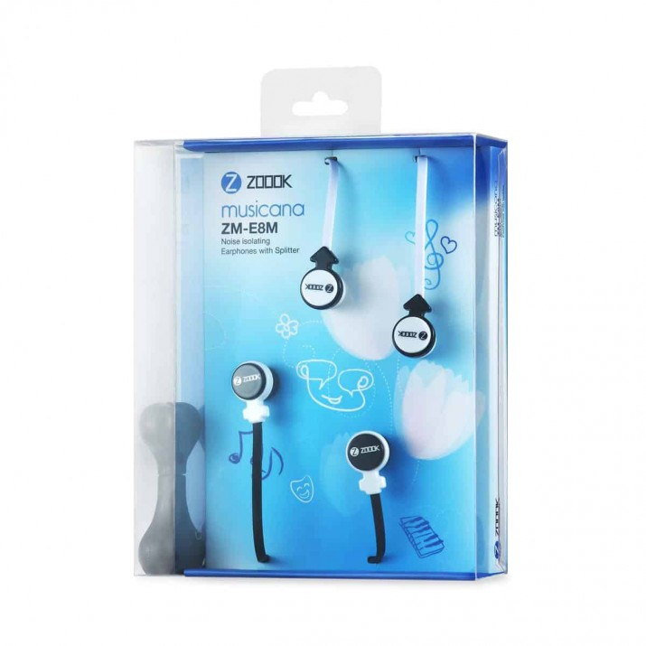 ZooK NOISE ISOLATING EARPHONES WITH SPLITTER - ZM-E8M, Buy Zoook Universal Earphone ZM-E22 Blue With Extra Bass (Silver) online at low ... Model Number, ZM-EM22, ZM-EM22, ZM-E5M, CX 180 Street II, Buy Zoook Universal Earphone ZM-E22 Blue With Extra Bass (Gold) online at low price in India on kartmy.com. ... Item model number, ZM-EM22 , kartmy.com , kartw.com. kartnp.com, satyamfilm.com