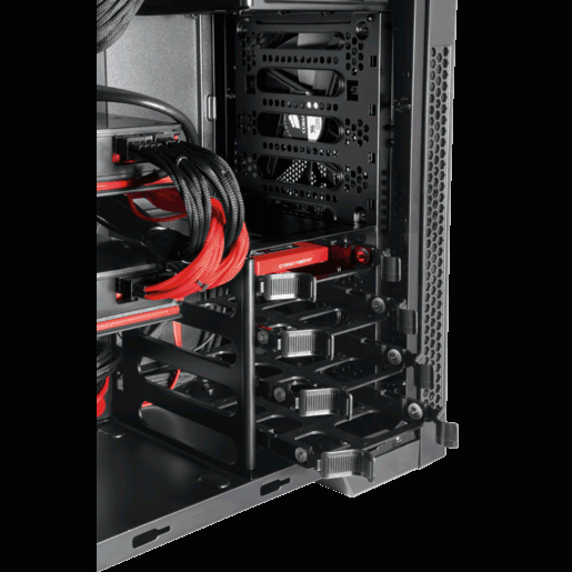 Carbide Series™ 300R: A compact expression of CORSAIR's gaming philosophy. ... The black painted interior has a CPU cutout for quick installing or upgrading ..., , Corsair CC-9011017-WW Carbide Series 300R PC Gaming Case (Black) ..... Corsair Carbide Series 200R Windowed Compact ATX Case (CC-9011041-WW) .... Although its old model, the cabinet was manufactured in 2017, the quality is very 400r, Corsair CC-9011014-WW Carbide Series 300R PC Gaming Case (Black) ..... Corsair Carbide Series 200R Windowed Compact ATX Case (CC-9011041-WW) ..... Nice cabinet, but if you are planning bigger CPU water cooler then buy 400R., A compact expression of Corsair's gaming philosophy. ... Corsair 300R Black ... Great systems start with a great case, and Carbide Series 300R provides a